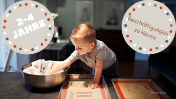 Beschäftigungen für Kleinkinder 2-4 Jahre