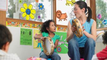 Für einen guten Start in den Kindergarten